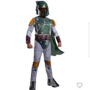 🎃 Boys Star Wars Boba Fett Costume 🎃